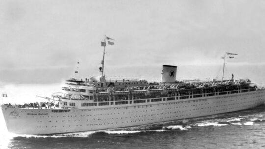 Det tyske skib Wilhelm Gustloffs forlis i 1945 kostede 9.000 mennesker livet. Det største antaldræbte i historien i forbindelse med et skibsforlis.