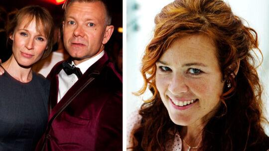 Joan Ørting har ingen hemmelig information om Iben og Caspers brud, men en helt klar mavefornemmelse over, at de fyldte for meget.