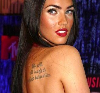 Megan Fox er verdens mest sexede kvinde.