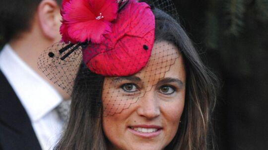 Pippa Middleton overvejer angiveligt at satse på en ny karriere - som bryllupsplanlægger.