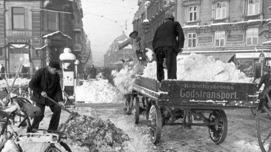 Landevejsrøvere er ikke noget, der hører en fjern fortid til. I dag er ofrene dog ikke adelsfolk i hestevogne, men derimod lastbilchauffører og deres vognmænd.