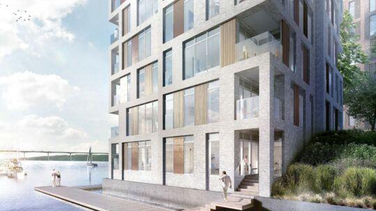 Jyllands dyreste lejlighed