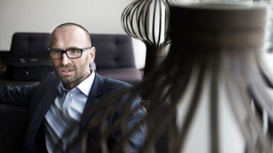 Claus Bretton-Meyer, direktør for DBU.