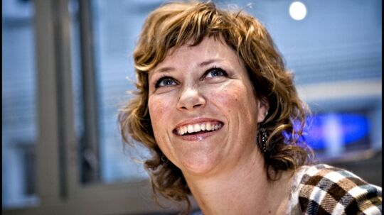 Prinsesse Märtha Louise er i modvind i Norge. Nu bakkes hun dog op af politiske partier.