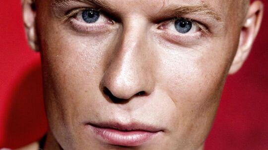Xander Linnet er fuld af selvtillid og tror på Voice-sejr.