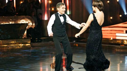 Allan Simonsen og Sofie Kruuse ligger i øjeblikket blandt favoritterne til at vinde dette års 'Vild med dans.'