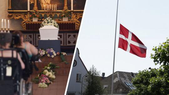Søsser Krag bisættes torsdag 10. juli.