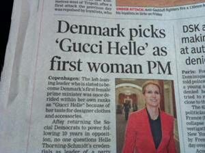 Fra den indiske avis The Times of India.