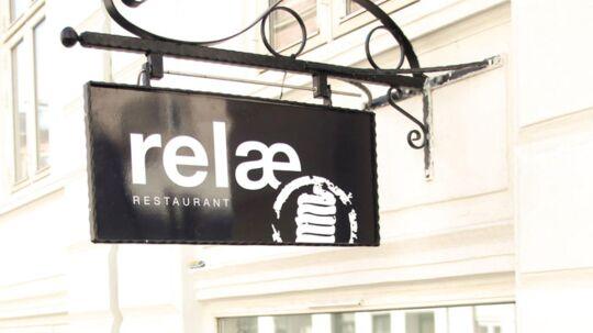 Relæ restaurant.