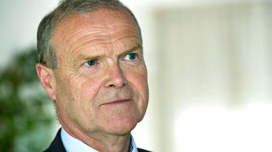 DBU forgylder den fratrådte formand Allan Hansen, selv om unionen præsenterede et blodrødt regnskab.