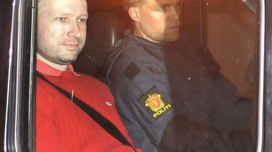 Anders Behring Breiviks retssag ventes at tiltrække op mod 1200 journalister fra nær og fjern.
