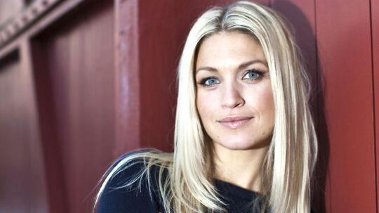 Christiane Schaumburg-Müller har ingen problemer med at finde julegaver til kæresten, eller resten af familien for den sags skyld.
