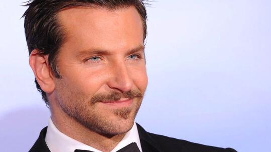 Susanne Biers nye stjerne, Bradley Cooper.