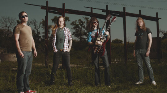 Den texanske metalkvartet The Sword er fulde af selvtillid på deres tredje plade, der rocker mere solidt og professionelt end nogensinde tidligere.