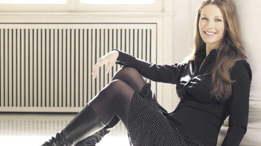 38-årige ANne Fortier har netop udgiver sin anden roman 'Julie', som i denne uge udkommer på dansk