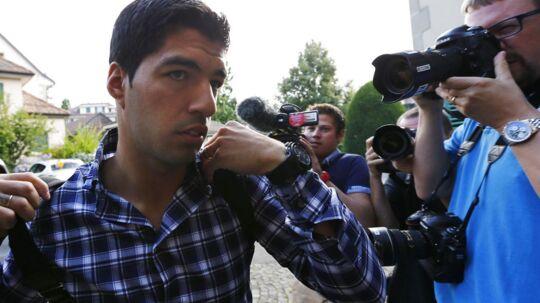 Luis Suarez forklarede sig i sidste uge over for den internationale sportsdomstol CAS i Lausanne. Nu har CAS afvist hans appel, men han får dog lov til at træne.