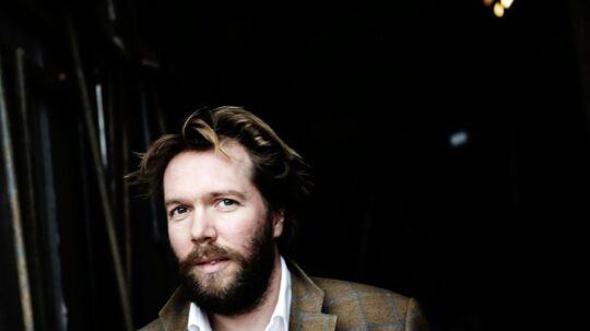 Filminstruktøren Anders Rønnow Klarlund er ved at være klar med manuskripterne til serien