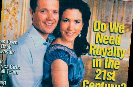 Kronprinseparret pryder forsiden af det amerikanske magasin Parade, der læses af over 70 millioner. Frederik og Mary brander Danmark som 'verdens lykkeligste befolkning'.