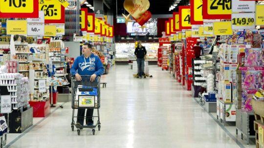 ARKIVFOTO: Butiksspionerne, er en slags falske kunder, der får betaling for i al hemmelig at gå og tjekke, at butikkens sortiment tager sig godt ud, at ekspedienterne er smilende, og at kunderne er tilfredse.