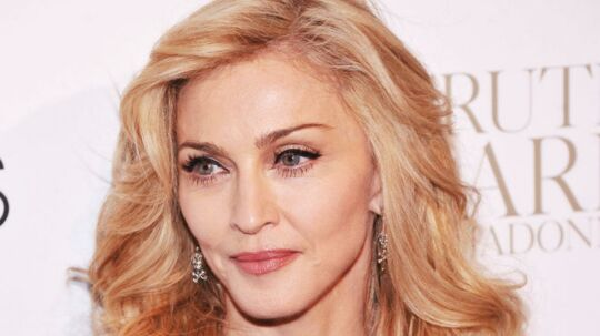 Madonna imponerer ikke med salgstallene fra sit nye album, MDNA