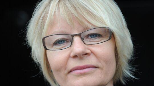 Afdelingschef i Børns Vilkår Helle Tilburg Johnsen.