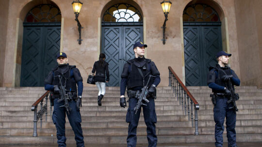 Politi ved Københavns Byret