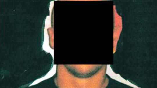 Den 25-årige rockerlærling MFP vidner i retten mod Brian Sandberg og 15 andre medlemmer af Hells Angels og AK81.