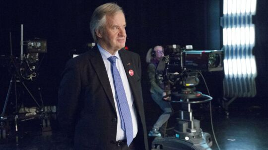 Bjørn Kjos om strejken i Debatten NRK torsdag.