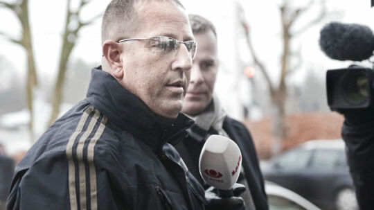 Brian Sandberg har forladt HA efter eget ønske, oplyser Hells Angels til eb.dk