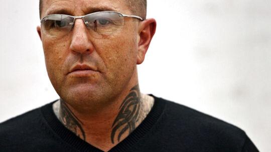 HA-rocker Brian Sandberg har forladt klubben og er blevet flyttet fra rockerafdelingen i fængslet.