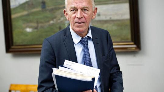 Arkivfoto: Villy Søvndal går af som denrigsminister
