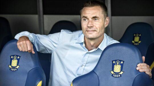 Jan Bech Andersen vil have Brøndby til at vinde det danske mesterskab inden for tre til fem år.