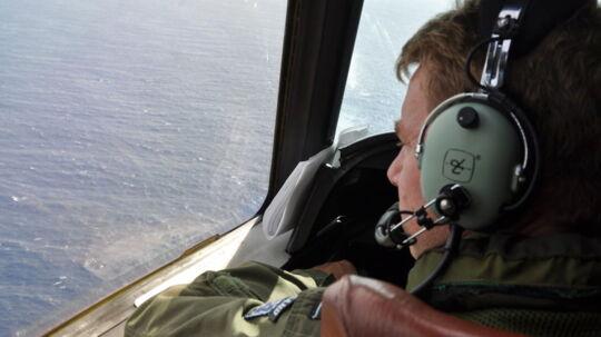 Eftersøgningen efter det forsvundne malaysiske fly fortsætter her syv uger efter, at det lettede fra Kuala Lumpur.