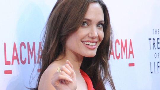 Angelina Jolie: 156 millioner kroner - Hendes film 'Salt' fra sidste år indtjente 1.5 milliard kroner.