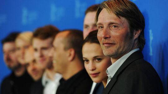Det blev Mads Mikkelsen og resten af holdet fra En kongelig affære, der blev Danmarks bud på en Oscar-film.