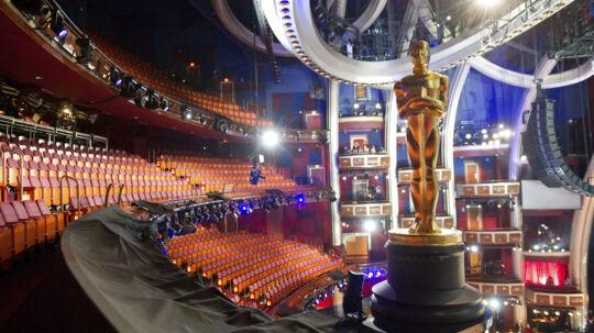 Det er ikke mange danskere, der kan kigge med til Oscar-festen.