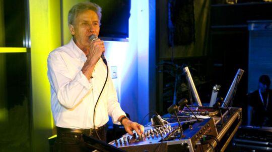 - Selvfølgelig føler jeg mig snydt, siger Jørgen Mylius til B.T.. Han optrådte fredag med et Eldorado DJ-show ved Ringsted Festival.
