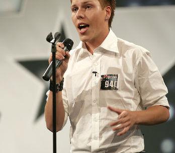 - Jeg går efter guldet, lyder det selvsikkert og bestemt fra den 19-årige talent-deltager, Søren Aagaard.