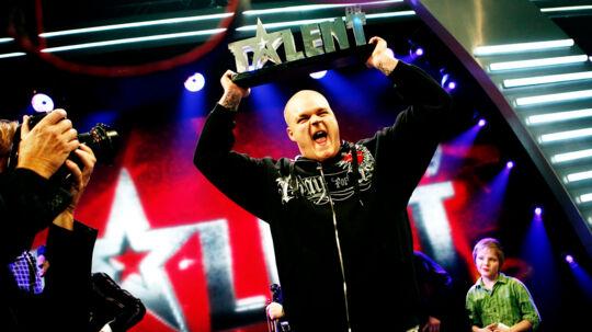 Kalle Pimp - Vinder af Talent 09