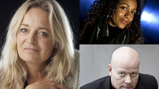 Det nye dommerpanel består af Anne Linnet, Ida Corr og Thomas Blachmann,