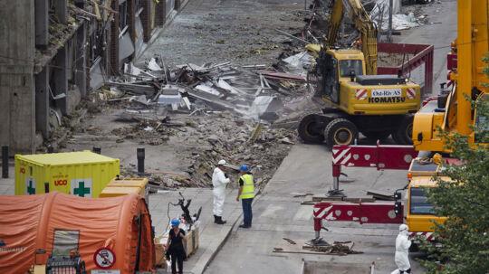 Tragedien begyndte med bombningen af regeringskvarteret i Oslo fredag eftermiddag, 22. juni.