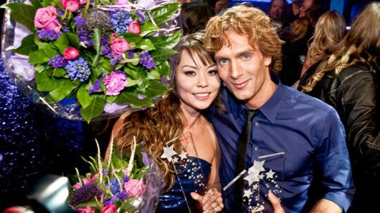 Sidste år vandt de det danske Melodi Grand Prix og blev efterfølgende nr. 4 ved Eurovision. Men et år efter sejren, ønsker Christina Chanée og Tomas N'evergreen ikke at fortsætte samarbejdet.