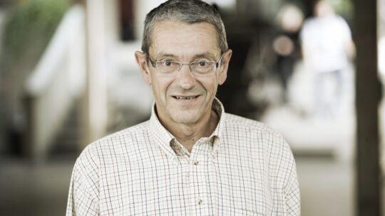 Forskningschef Oluf Jørgensen, Danmarks Journalisthøjdkole er klar i mælet: 'Det er strafbart'. Foto: Anders Hviid