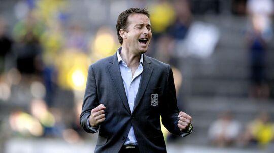 Kasper Hjulmand har væltet sig i succes i FC Nordsjælland. Nu skal han forsøge at gøre kunsten efter i Mainz 05.