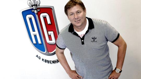 En klausul aftalt mellem Jesper 'Kasi' Nielsen (foto) og Gudmundur Gudmundsson kommer nu DHF til gavn.