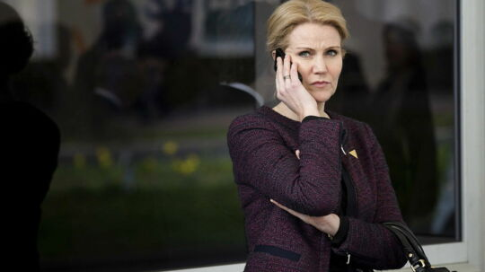 Statsminister Helle Thorning-Schmidt (S) (arkivfoto).
