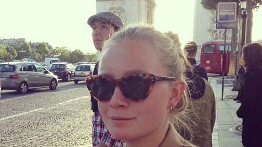 Alexandra Sisseck mistede livet ved en højresvingsulykke.