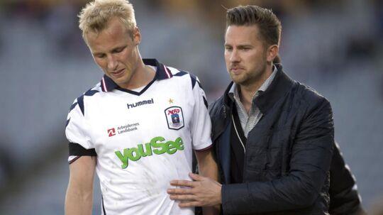 AGF tabte i mandags 1-2 til Brøndby. Det var klubbens sjette nederlag på stribe.
