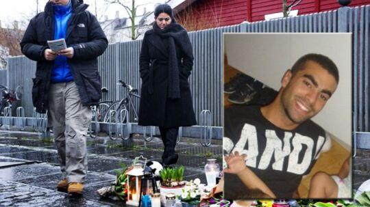 En kvindelig cyklist kan have snakket med en gruppe, der er relateret til drabet på den 21-årig unge mand, Cem Aydin, som blev tæsket til døde på Kong Georgs Vej på Frederiksberg.
