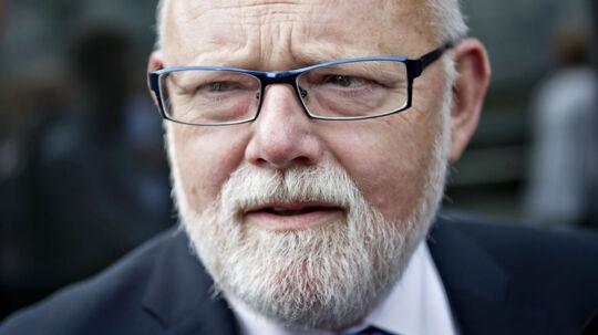 3F-formand Poul Erik Skov Christensen angriber regeringen midt under S-kongressen
